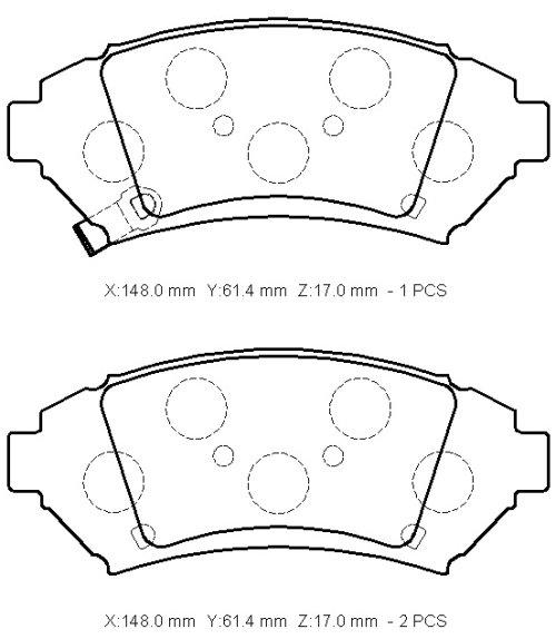 Taiwanbraketop Brake Pad And Shoe Manufacturerbrake Pad Supplier